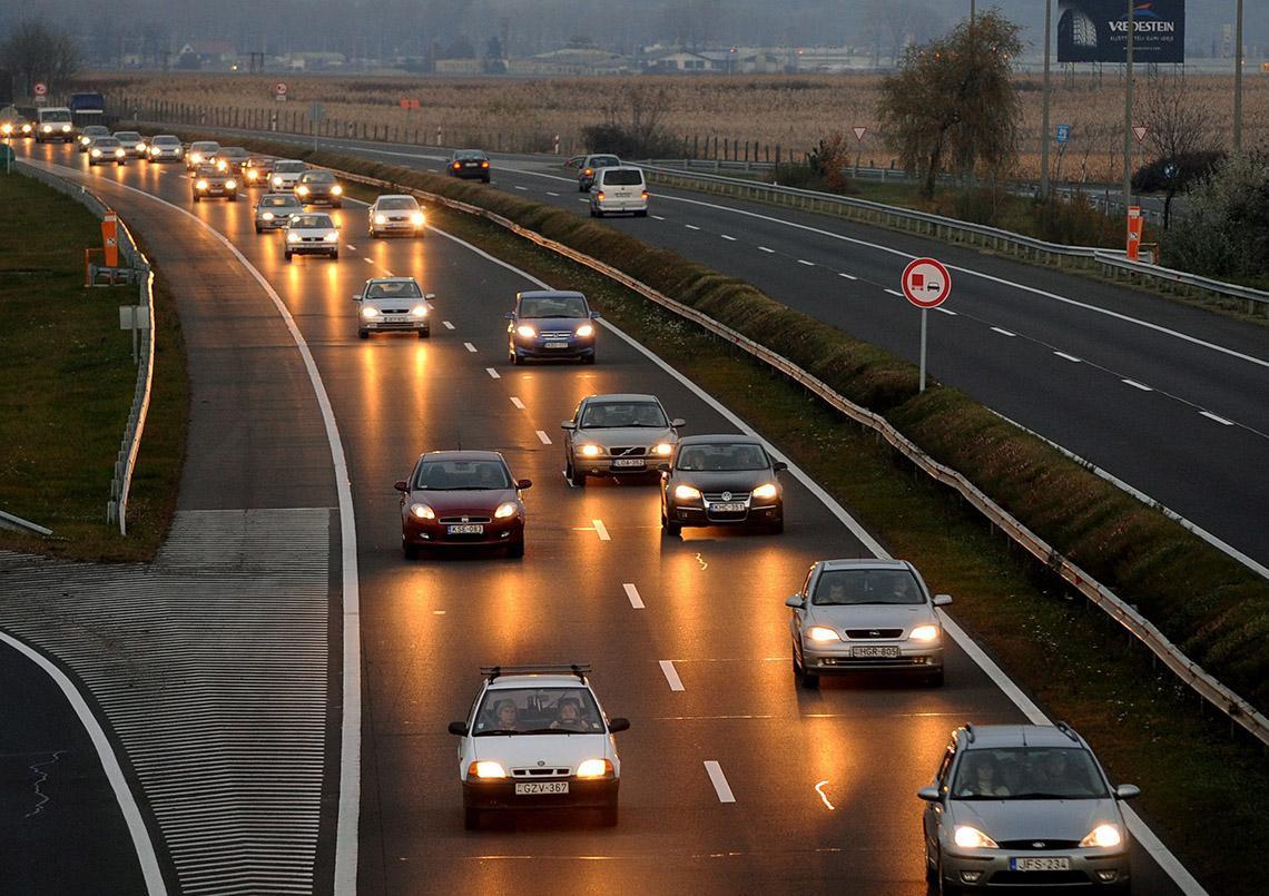 Hogyan vezess autópályán